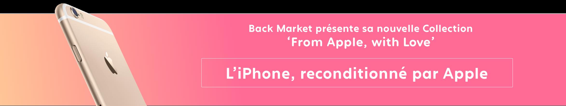 smartphone reconditionn back market. Black Bedroom Furniture Sets. Home Design Ideas